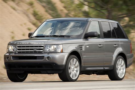 2009 Range Rover Sport Specifications And Features
