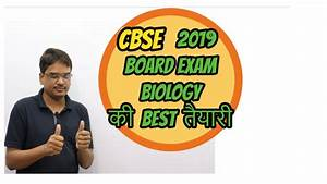 Cbse Board Exam 2019 Class 10 Science  Biology Important