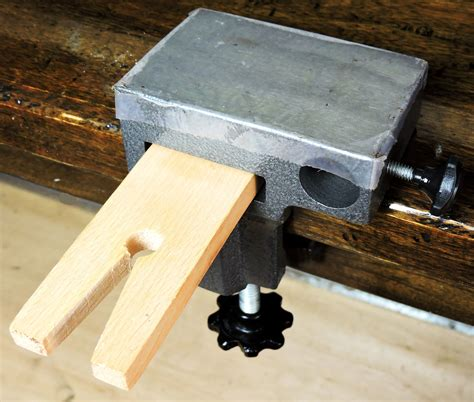 bench anvil  wooden bench pin ring  bracelet