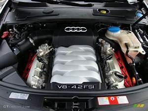 2007 Audi A6 4 2 Quattro Sedan 4 2 Liter Dohc 32v Fsi V8
