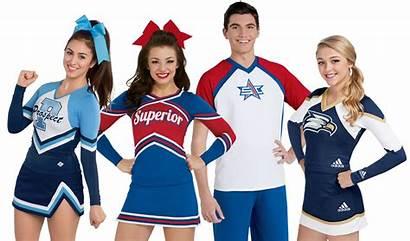 Uniforms Cheer Cheerleading Custom Scholastic Superior Order