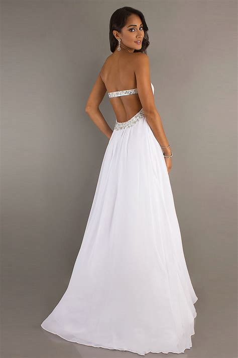 backless bridesmaid dresses white backless prom dresses ruched backless beading white prom dresses vastkid dress dresscab
