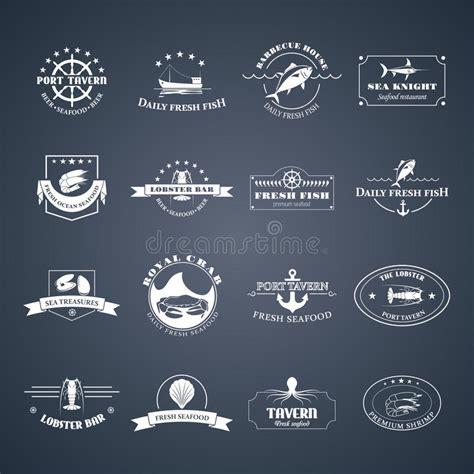 Fish logo stock vector. Illustration of dolphin, fish ...