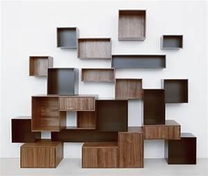 Cube Etagere Bois : cubit bibliotheque etagere 31 la boite verte ~ Teatrodelosmanantiales.com Idées de Décoration