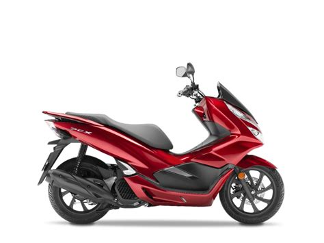 2018 Honda Pcx 125 Tanıtımı