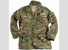 TruSpec BDU Combat Shirt MultiCam BDU Military 1st
