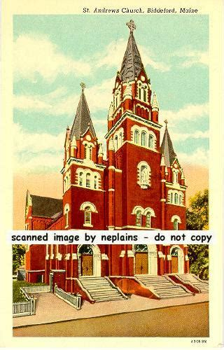 maine biddeford st andrews church