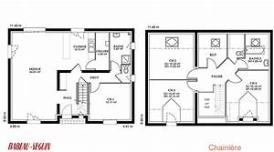chainiere modele maison etage With plan maison 3d gratuit 12 construction maison reunion accueil
