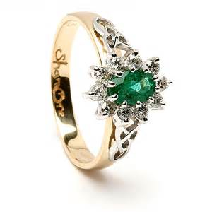 celtic engagement rings gold wedding rings jewelry ideas