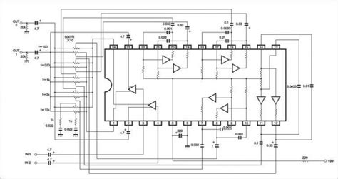 Equalizer Circuit Page Audio Circuits Next