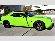 Road Test Review 2015 Dodge Challenger RT Scat Pack