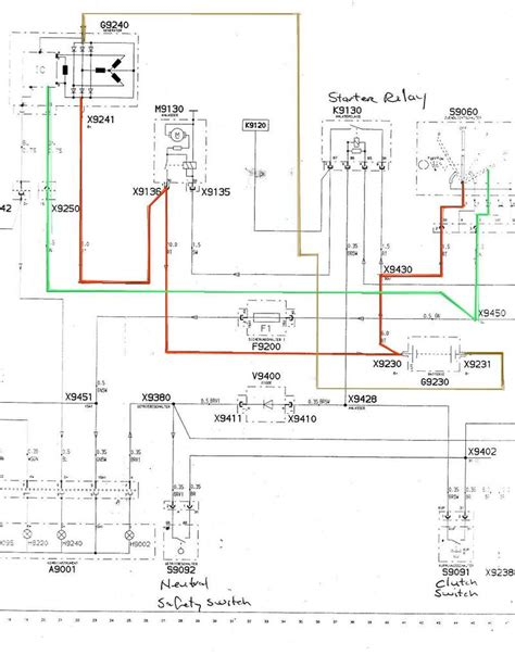 subaru alternator regulator wiring diagram get free