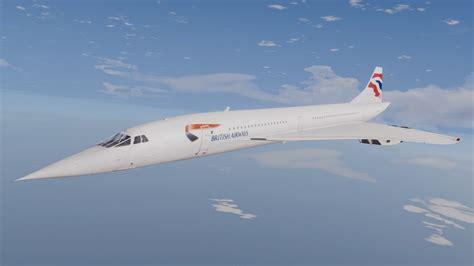 Concorde [Add-On] - GTA5-Mods.com