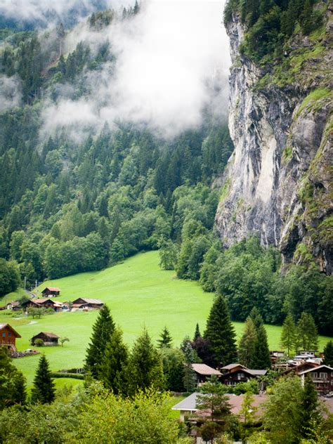 Swiss Alps Photo Galleries Lauterbrunnen Exit Booted