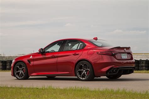 2017 Alfa Romeo Giulia Quadrifoglio One Week Review