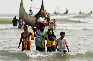 Myanmar: The perilous journey of Rohingya refugees ...
