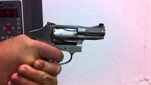 Smith  U0026 Wesson Pro Series 640 Firing  38s
