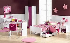 Chambre De Fille De 8 Ans : chambre de ma fille de 3 ans ~ Teatrodelosmanantiales.com Idées de Décoration