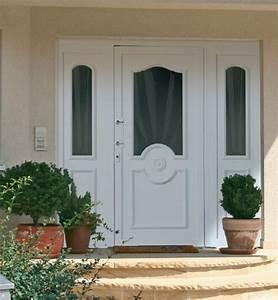 portes d39entree pvc ales With caméra de porte d entrée