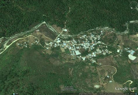 First Images Of The La Pintada Landslide In Mexico The