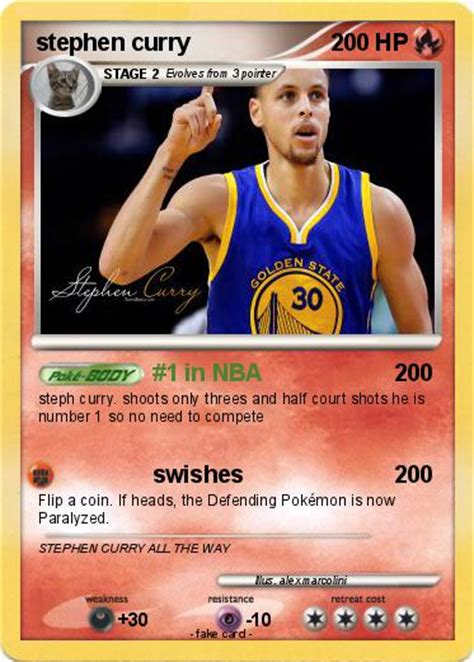We did not find results for: Pokémon stephen curry 65 65 - #1 in NBA - My Pokemon Card