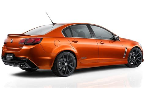 Holden Cars 2014 by 2014 Holden Vf Commodore Ss V Show Car Rear 7 8 Right
