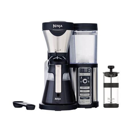 A ninja coffee bar is a complete brewing system. Ninja Coffee Bar Machine Drip Maker with Glass Carafe (Refurbished) (Open Box) | eBay