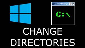 C How To : command prompt change directories folders to another drive ~ A.2002-acura-tl-radio.info Haus und Dekorationen