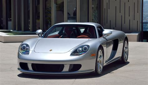 2004 porsche gt with just 40km the clock to fetch 1 25 million