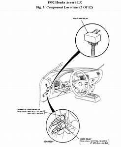 Flashing D4 Light On The Dash  I Have A 1992 Honda Accord