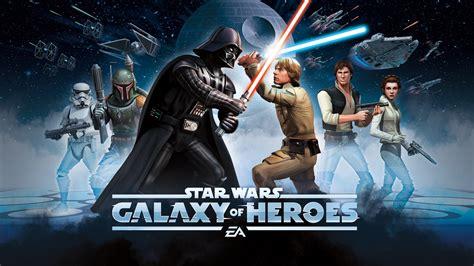 star wars galaxy  heroes star wars official ea site