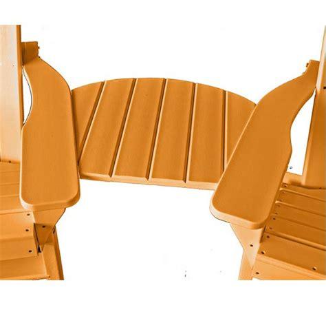 jayhawk plastics tete a tete for adirondack chair pb