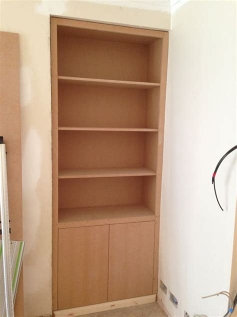 pinnacle renovation projects mdf cupboards  shelving