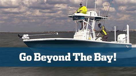 bay fishing florida boat sea seavee 270z inshore sport tv trial