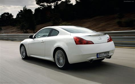 Infiniti G37s Coupe Widescreen Exotic Car Wallpaper 09 Of