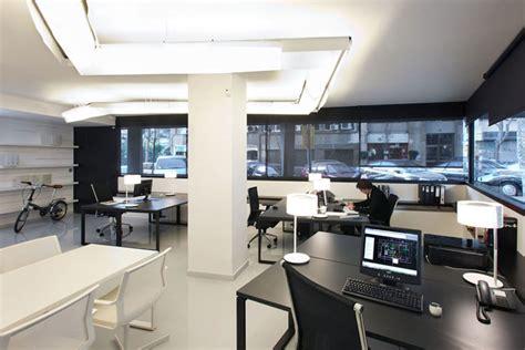 modern bureau minimalist style modern office interior arrangement