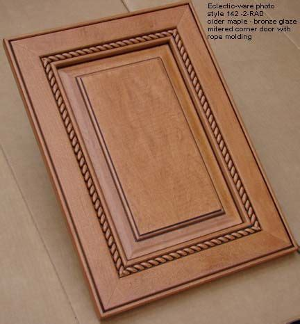 kitchen cabinet door moulding woodmont doors rope moulding finished wood cabinet doors 5295
