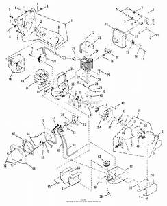 Snapper 214dcst 21 2cc Double Curved Shaft String Trimmer Parts Diagram For Engine