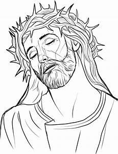Clipart - Jesus Crown Of Thorns Illustration