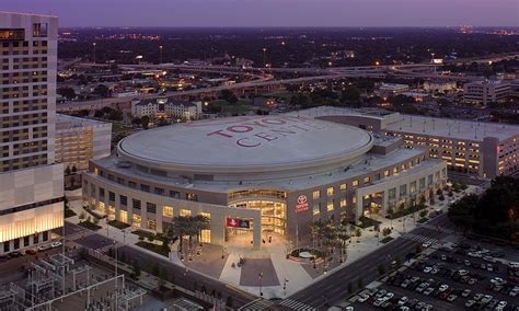 Toyota Center Houston Events by Downtown Houston Events Jw Marriott Hotel Houston