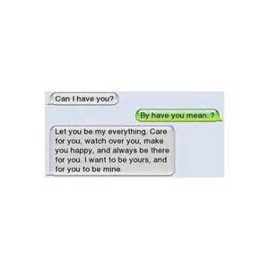 Cute Text Messages Tumblr