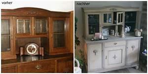 Alte Möbel Streichen Shabby Chic : bilder diy m bel vorher nachher ~ Watch28wear.com Haus und Dekorationen