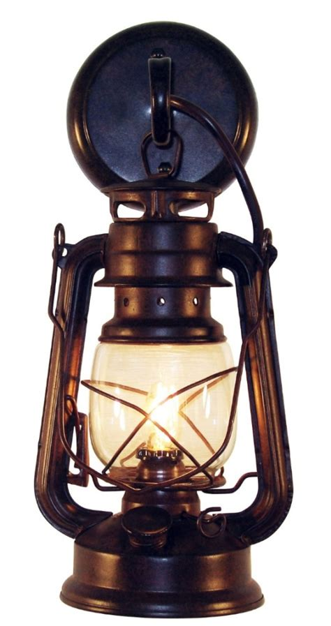 lantern rustic outdoor lighting fixtures decor