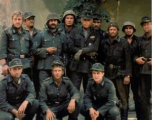 Cross of Iron: 14 movie mistakes and Trivia