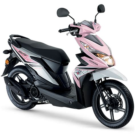 Stiker Motor Beat Warna Biru Muda by Tilan Honda Beat Fi Esp Malaysia 2017 Ada Warna Pink