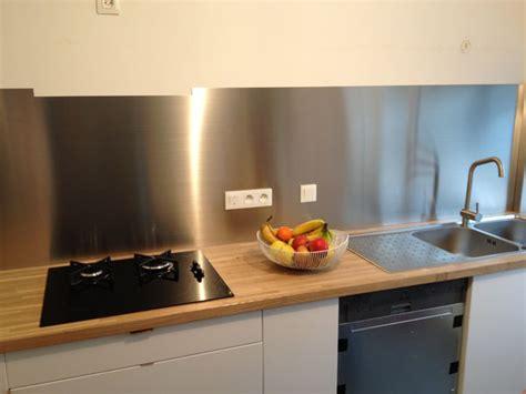 installer credence cuisine pose credence inox 20170613055723 tiawuk com