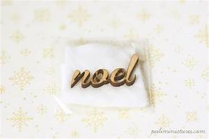 dollhouse miniature wood letters free standing wooden With wooden noel letters