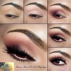 Everyday eye makeup tutorial makeup Picture