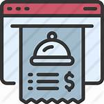 Receipt Icon Premium Icons