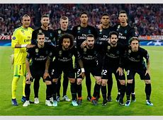 Bayern Munich 12 Real Madrid The champions pull off a